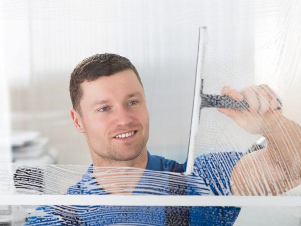 Kärcher Fensterputzer