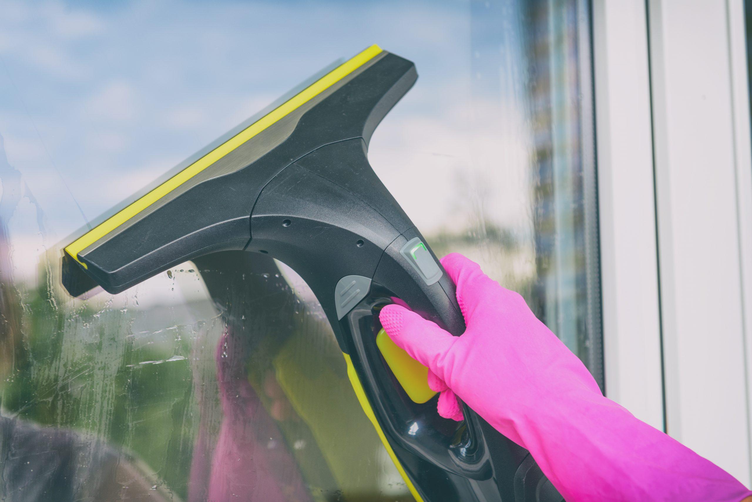 Kärcher Fenstersauger: Test & Empfehlungen (08/20)
