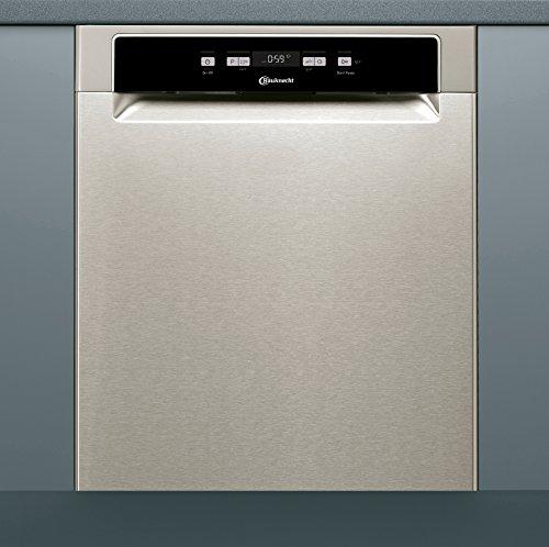 Bauknecht BUC 3B+26 X Unterbau-Geschirrspüler 60 cm / ActiveDry / Startzeitvorwahl / Hygiene Option/ Option Halbe Beladung/ Vollwasserschutz